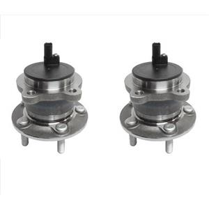 2- Wheel Bearing Hub Rear Fits For 13-18 Ford C-Max Without Active Park Assist