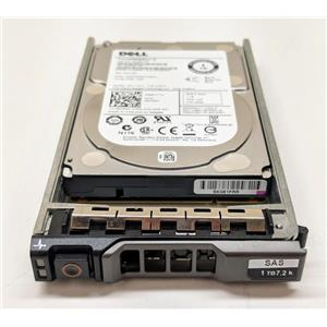 "Dell/Seagate Constellation.2 1TB 7.2K 2.5"" SAS 6GB/S ST91000640SS 9W5WV w/ Tray"