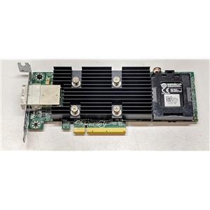 Dell PERC H830 Dual-Port 2GB NIC PCI-E Low Profile Card 12Gbps SAS SATA NR5PC