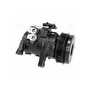 AC Compressor Fits Dakota Ram 1500 2500 Mitsubishi Raider (1yr Warranty) R67308