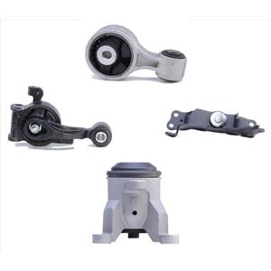 100% New 4pc Torque Strut & Transmission Mounts Fits For 09-14 Nissan Murano 3.5
