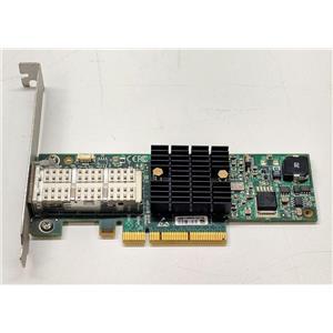 Mellanox MHQH19B-XTR Single Port 40Gb/s QDR PCIe Gen2 5.0 GTs VPI Adapter
