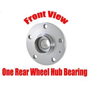 ONE 100% Brand New Rear Wheel Hub Bearing for Volkswagen Jetta 2005-2018