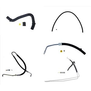 5pc Power Steering Pressure Hose Kit Fits For 06-10 4.0L Ford Explorer