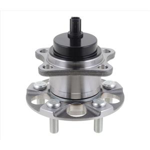 1- REAR Wheel Bearing Hub Assembly Fits For BUILT in MEXICO 14-18 Mazda 3 MEXICO
