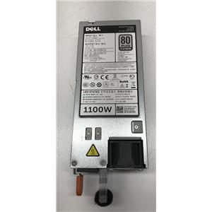 Dell PowerEdge R620 R720 R820 80 Plus Platinum 1100W PSU NTCWP