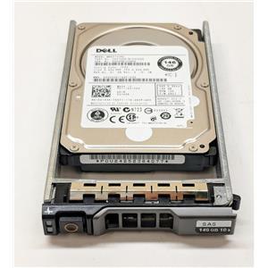 "Dell X143K 146GB 10K RPM SAS 2.5"" Enterprise 6Gbps 16MB Cache Hard Drive"
