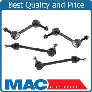 New Front & Rear Sway Bar Links for Ford Thunderbird 02-05 for Lincoln LS 00-06