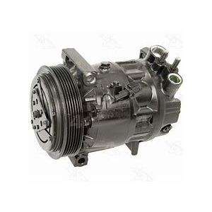 AC Compressor fits 2002-2004 Infiniti I35 2002-2003 Nissan Maxima (1YW) R67657