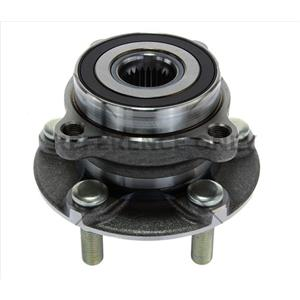 PTC Front Wheel Hub & Bearing Assembly Fits For 14-18 Subaru Forester FRONT