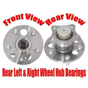 (2) 100% Torque Tested New L & R New Wheel Hub Bearing for Toyota Avalon 00-04