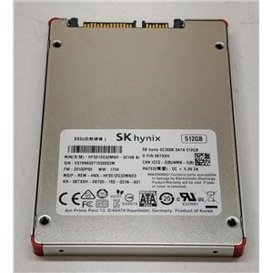 """Dell Hynix 512GB SSD SATA 2.5"""" SC300B HFS512G32MND KTXXH"""