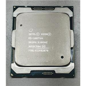 Intel Xeon E5-1607 V4 3.1GHz 4-Core LGA2011-3 CPU 10M Cache SR2PH