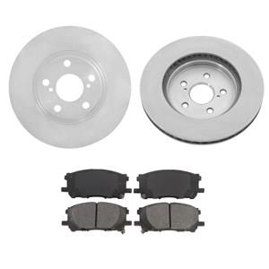 Fits For 2002-2003 Lexus RX300 Front Brake Rotors Rotor & Ceramic Pads