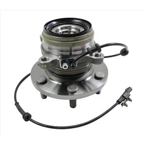 ONE FRONT Wheel Hub & Bearing Assembly 4 Wheel Drive for Nissan Titan XD 16-19