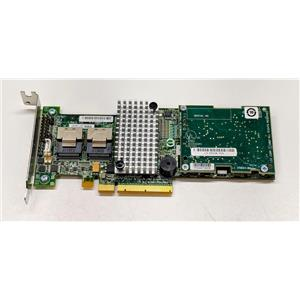 LSI Logic MegaRAID 9260-8i 8-port PCIe2 x 8 SAS Controller L3-25121-63A