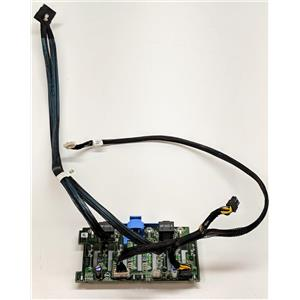 "Dell Poweredge R720 R820 2.5"" Hard Drive Backplane with Cables 22FYP"