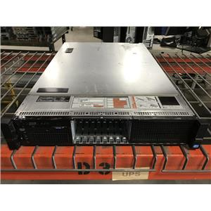 "Dell PowerEdge R720 8 x 2.5"" SFF  2U Server CTO GR6M9"