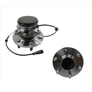 2- Ft Wheel Hub Bearing Assembly Fits For Rear Wheel Drive 16-19 Nissan Titan XD