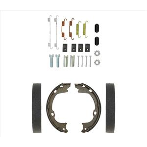 Rear Emergency Parking Brake Shoes Spring Kit Fits For 11-19 Jeep Grand Cherokee