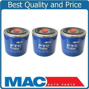 3 PTC PPS3808 Mercruser Fuel Filter Water Seperator REF# F55101 33226 35-60494