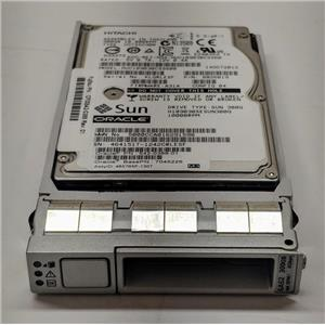 "Sun Oracle 300GB 10K 2.5"" 6Gbps SAS Hard Drive HUC109030CSS600 7045226"