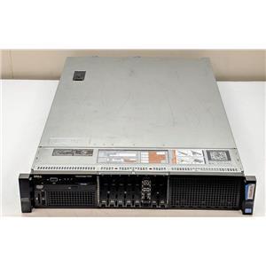 "Dell R720 2.5"" 8-Bay Barebones H710P 1GB RAID 2x PSU No CPU No RAM No Hard Drive"