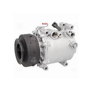 AC Compressor Fits 1997-2004 Mitsubishi Montero (1YrW) Reman 77487