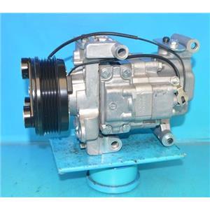 AC Compressor fits Mazda 3, 3 Sport Mazda 5 (One Year Warranty) NEW 57463