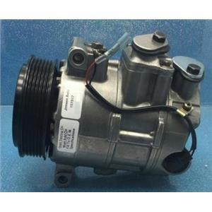 AC Compressor Fits Mercedes E350 SLK280 SLK300 SLK350 (1 year Warranty) R157317