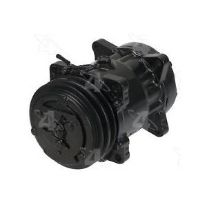 AC Compressor Fits Chevy P20 P30 GMC P2500 P3500 P4500 (1 Year Warranty) R57552
