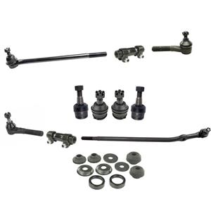 11pc Steering & Chassis Kit for Ford Ranger Rear Wheel Drive 1989-1991