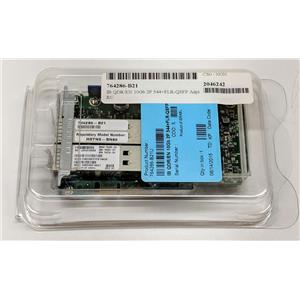 HPE FDR/Ethernet 10Gb 2-port 544+FLR-QSFP 764620-001 764286-B21 764738-001
