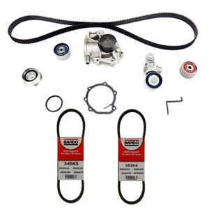 New Timing Belt Kit Water Pump Engine Belts for Subaru Forester 2.5L 1999-2005