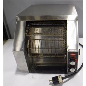 Hatco TRH-60 208V Commercial Conveyor Toast-Rite Toaster Oven 20A 250V Plug