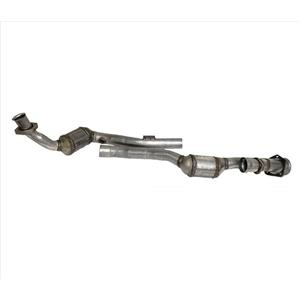 Drivers Pipe Catalytic Converters for Mercedes-Benz C280 06-07 4Matic AWD
