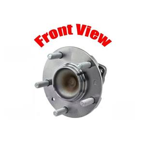 ONE New Front Wheel Hub Bearing for Mazda RX8 Without Stability Control 04-11