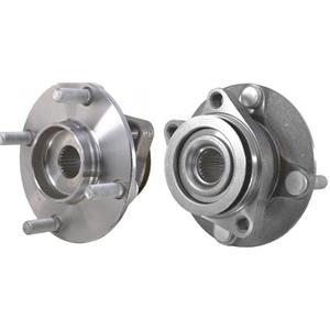 100% New FRONT Left & Right Wheel Hub Bearings for Nissan Cube 09-14 40202-1FC0A