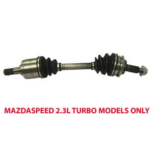 Front Driver Side CV Drive Axle Shaft Fits Mazda 6 Mazdaspeed 2006-2007
