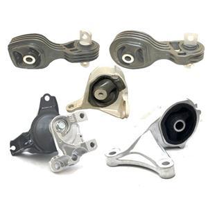 Engine Motor Mount Torque Strut Front Transmission Kit For 12-14 Honda CRV 5PCS