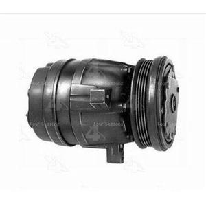 AC Compressor For Buick Oldsmobile Pontiac (1 Year Warranty) R57281