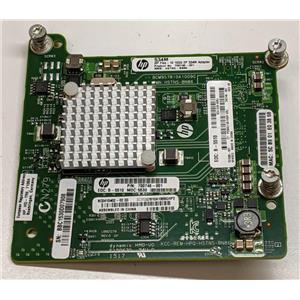 HP 701530-001 FlexFabric NC534M 10Gb 2-Port 534M Mezz Adapter 700746-001
