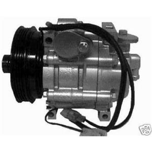AC Compressor Fits 1992-1995 Mazda MX-3 (1 Year Warranty) R57470
