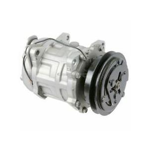 AC Compressor Fits 1987 1988 Mazda B2600 (1 year Warranty) R57583