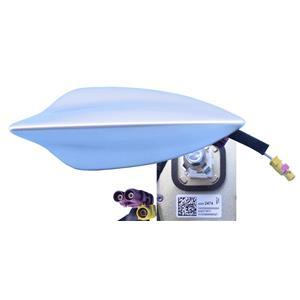 2016-19 Chevy Cruze 42692478 Shark Fin Antenna SIlver Ice Metallic 42692474