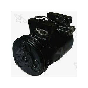 AC Compressor Fits 1993-1997 Nissan Altima (1YrW) Reman 57445