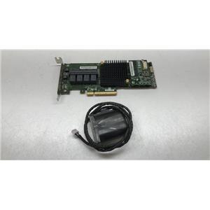 Adaptec ASR-71605 SAS/SATA 6Gb/s 1GB Raid Card W/BBU Low Bracket ASR-71605