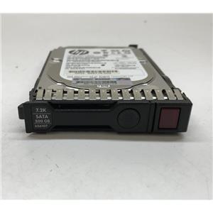 """HP 500GB 2.5"""" SATA 7.2K RPM 6Gb/s Smart Carrier Drive 656107-001 614829-002"""