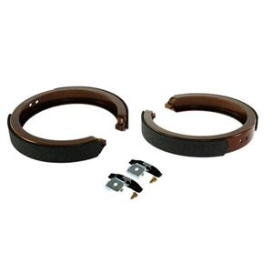 100% New Rear Emergency-Parking Brake Shoes for Chevrolet Silverado 1999-2013