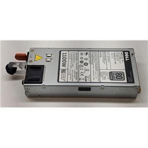 Dell PowerEdge R620 R720 R820 80 Plus Platinum 1100W PSU YT39Y NTCWP